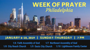 Prayer Night at Faith Assembly of God – Highway's Blog